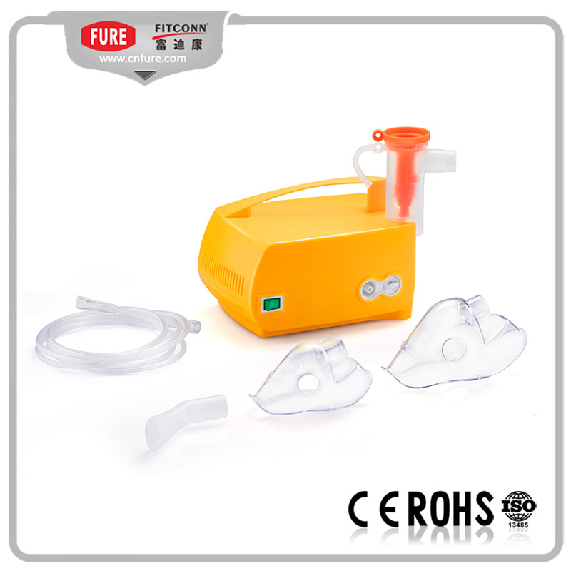 Compresor nebulizer