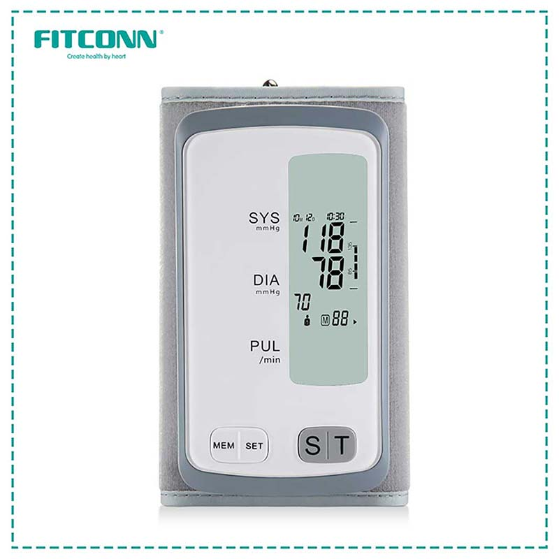 Arm blood pressure monitor U819